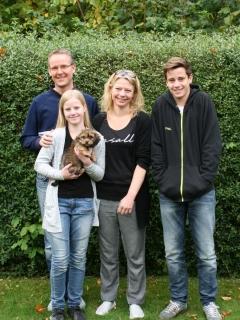 Simba og familie